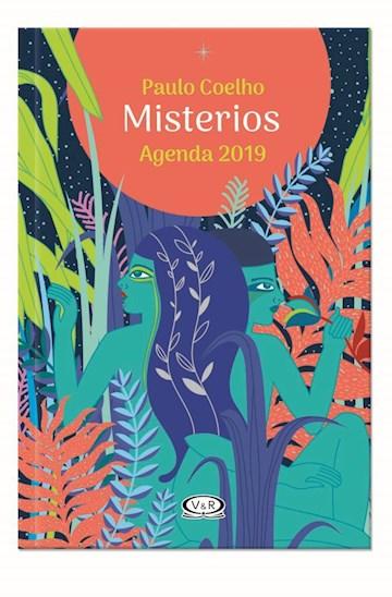 Papel Agenda Paulo Coelho 2019 - Tapa Blanda: Misterios