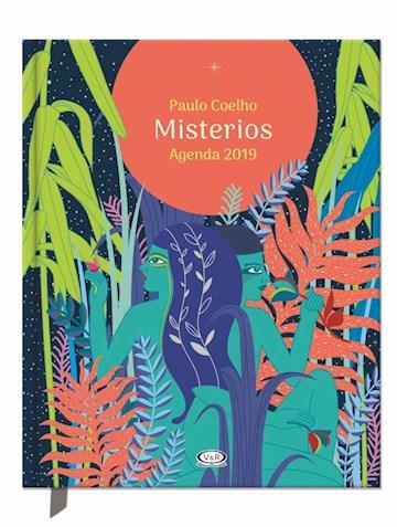 Papel Agenda Paulo Coelho 2019 - Cartoné: Misterios (Pareja)
