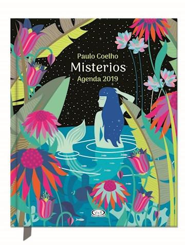 Papel Agenda Paulo Coelho 2019 - Cartoné: Misterios (Sirena)