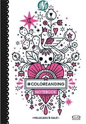 Papel Coloreanding Notebook