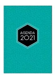 Libro Agenda News 2021 Anillada : Neutra