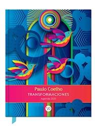 Papel Agenda 2021 Paulo Coelho Transformaciones - Pajaro Anillada