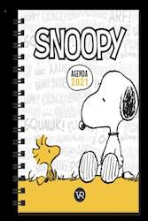 Papel Agenda 2021 Snoopy