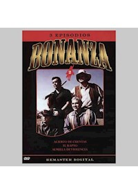 Papel Bonanza Vol. 2 (3 Episodios) (Dvd)