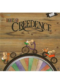 Papel Babies Go Creedence