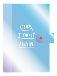 Libro Agenda A6 Planner Holografico 2020 : Oops , I Did It Again