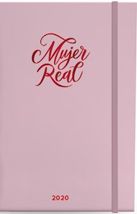 Libro Agenda 12X17 2020 : Mujer Real