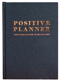 Libro Agenda Positive Planner 2020 : Gris