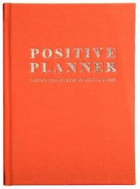 Libro Agenda Positive Planner 2020 : Naranja
