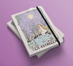 Libro Cuaderno A5 : La Estrella