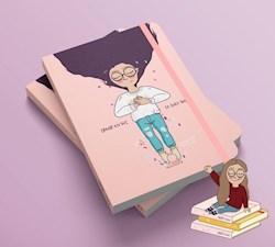 Libro Cuaderno A5 : Georgia Volar
