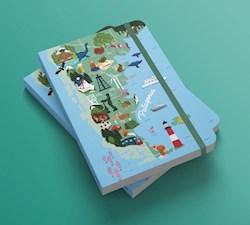 Libro Cuaderno A5 : Patagonia