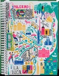 Libro Cuaderno A5 : Buenos Aires