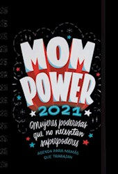 Libro Agenda 12X17 2021 : Mom Power