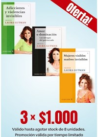 Papel Pack 3 Libros -  Mujer Saludable