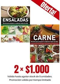 Papel Pack 2 Libros: Cocina Para Todos Los Días