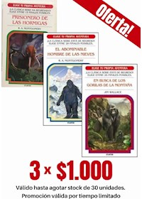 Papel Pack 3 Libros: Misterio