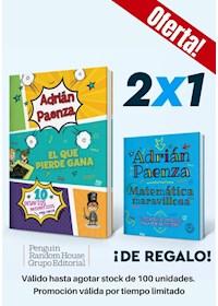 Papel Pack 2 Libros: Desafíos Matemáticos
