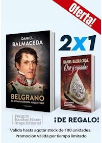 Papel Pack 2 Libros: Daniel Balmaceda