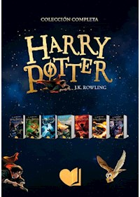 Papel Saga Completa Harry Potter