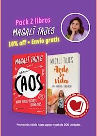 Papel Pack 2 Libros: Magali Tajes + Envío Gratis A Todo El País