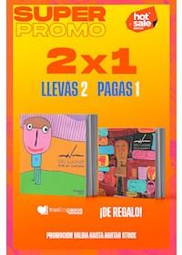 Papel Pack 2 Libros: Milo Lockett