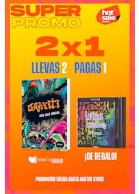 Papel Pack 2 Libros: Letras Y Grafiti