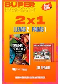 Papel Pack 2 Libros: Autos Y Dragones