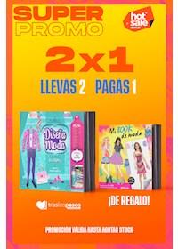 Papel Pack 2 Libros: Moda