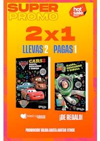 Papel Pack 2 Libros: Raspa, Descubre Y Dibuja
