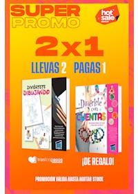 Papel Pack 2 Libros Diversión!