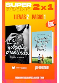 Papel Pack 2 Libros: Border