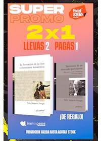 Papel Pack 2 Libros: Halperin Donghi -