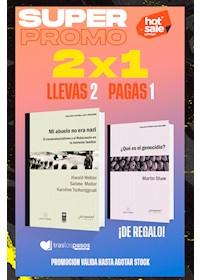 Papel Pack 2 Libros: Genocidio