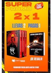 Papel Pack 2 Libros: Poe Conan Doyle