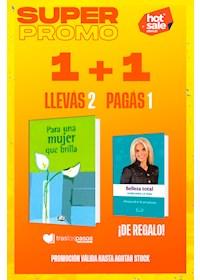 Papel Pack 2 Libros: Para Una Mujer Que Brilla