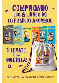 Papel Pack 6 Libros Lyna Vallejos + Mochila De Regalo