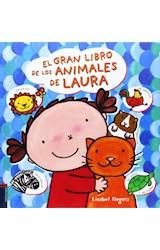 Papel EL GRAN LIBRO DE LOS ANIMALES DE LAURA