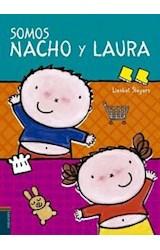 Papel SOMOS NACHO Y LAURA