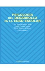 Papel PSICOLOGIA DEL DESAROLLO EN LA EDAD ESCOLAR