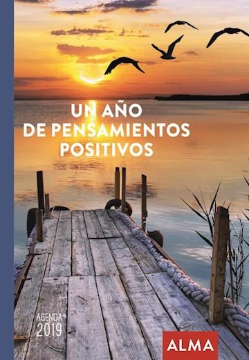 Papel Agenda 2019 -  Un Año De Pensamientos Positivos