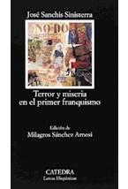 Papel TERROR Y MISERIA EN EL PRIMER FRANQUISMO