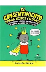 Papel EL CONSENTIMIENTO (IPARA NIÑOS Y NIÑAS!)