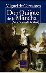 Papel DON QUIJOTE DE LA MANCHA (SELECCION DE TEXTOS)