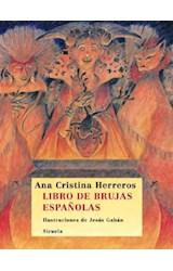 Papel LIBRO DE BRUJAS ESPAÑOLAS