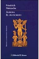 Papel ANTICRISTO - AURORA (CARTONE)
