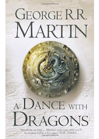 Papel Song Of Ice And Fire,A 5: A Dance With Dragons - Hbck