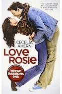 Papel LOVE ROSIE (BOLSILLO)