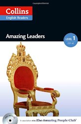 Papel Amazing Leaders - Collins Readers Level 1