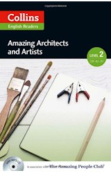 Papel Amazing Architects & Artists - Collins Readers
